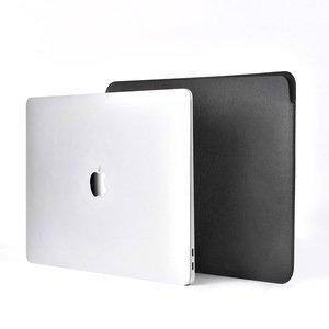 "Чехол COTEetCI Ultra-thin PU черный для Macbook 15"""