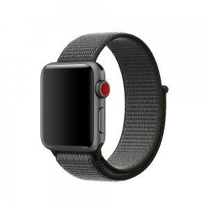 Ремешок Coteetci W17 серый для Apple Watch 38mm