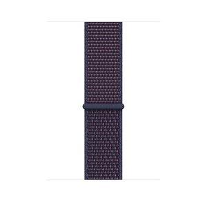 Ремешок Coteetci W17 синий для Apple Watch 42/44mm