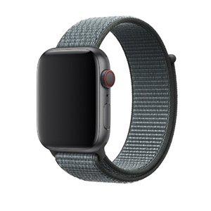 Ремешок Coteetci W17 темно-серый для Apple Watch 42/44mm