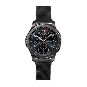 Ремешок COTEetCI W20 Magnet Band черный для Samsung Gear S3 22mm