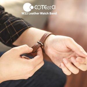 Ремешок COTEetCI W22 Premier коричневый для Apple Watch 42/44mm