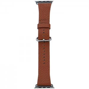 Ремешок COTEetCI W22 Premier коричневый для Apple Watch 38mm