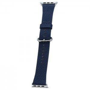 Ремешок COTEetCI W22 Premier синий для Apple Watch 38/40mm