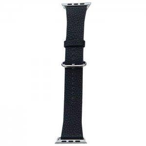 Ремешок COTEetCI W22 Premier черный для Apple Watch 38mm