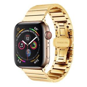 Ремешок COTEetCI W25 золотой для Apple Watch 42mm/44mm