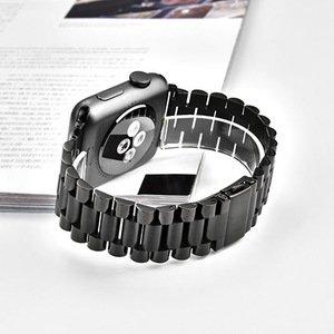 Ремешок COTEetCI W26 чёрный для Apple Watch 42mm/44mm