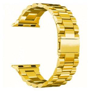 Ремешок COTEetCI W26 золотой для Apple Watch 38mm/40mm