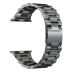 Ремешок COTEetCI W26 чёрный для Apple Watch 38mm/40mm