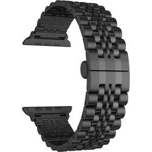 Ремешок COTEetCI W27 черный для Apple Watch 42mm/44mm