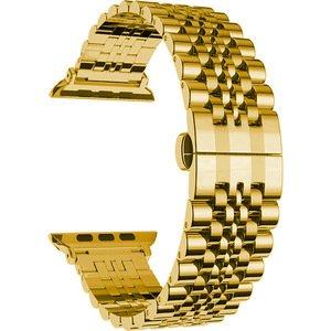 Ремешок COTEetCI W27 золотой для Apple Watch 38mm/40mm
