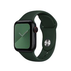 Ремешок Coteetci W3 темно-зелёный для Apple Watch 38/40 мм