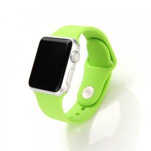 Ремешок для Apple Watch 42/44 мм - Coteetci W3 зелёный