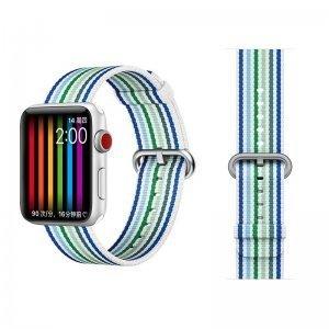 Ремешок COTEetCI W30 Rainbow синий для Apple Watch 38/40mm