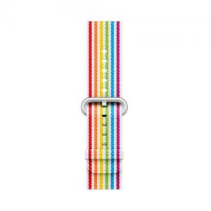 Ремешок COTEetCI W30 Rainbow разноцветный для Apple Watch 42/44mm