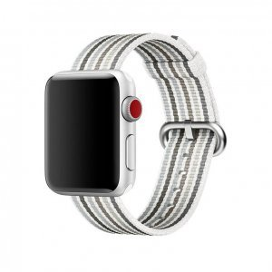 Ремешок COTEetCI W30 Rainbow серый для Apple Watch 42mm