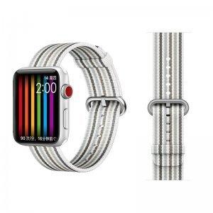 Ремешок COTEetCI W30 Rainbow серый для Apple Watch 42/44mm