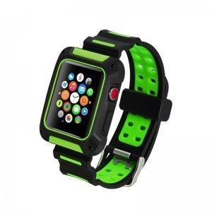 Ремешок-чехол COTEetCI W31 для Apple Watch 42mm зеленый