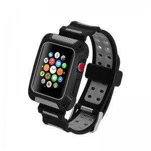 Ремешок-чехол COTEetCI W31 для Apple Watch 42mm серый