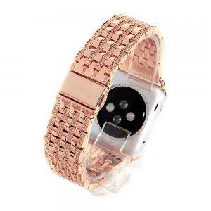 Ремешок для Apple Watch 38/40 мм - COTEetCI W4 Magnificent розовый