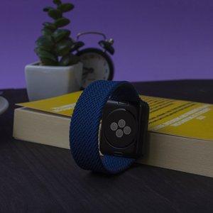 Ремешок COTEetCI W59 синий для Apple Watch 42/44mm (160)
