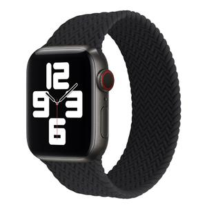 Ремешок COTEetCI W59 чёрный для Apple Watch 38/40mm (150)