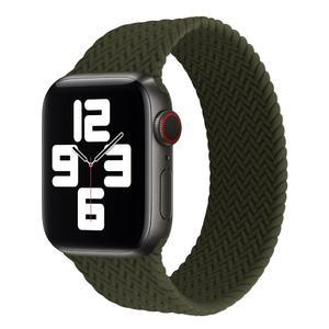 Ремешок COTEetCI W59 зелёный для Apple Watch 38/40mm (150)