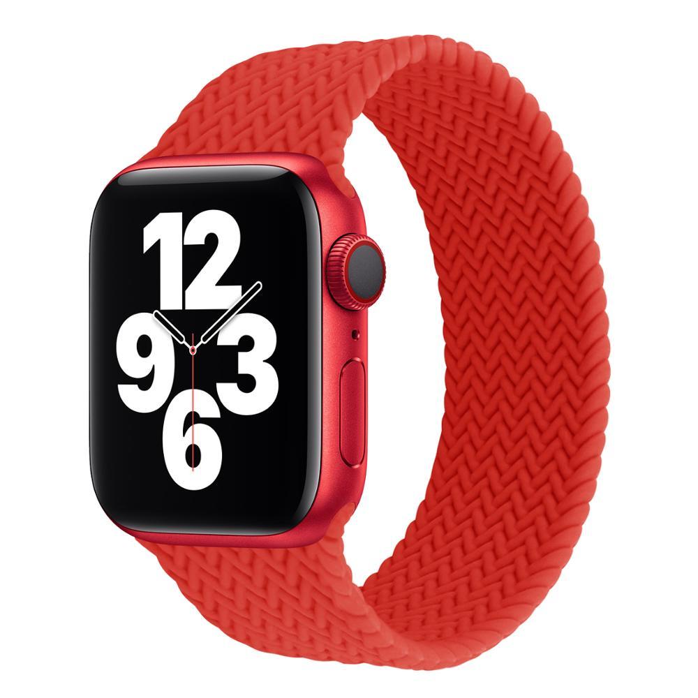 Ремешок COTEetCI W59 красный для Apple Watch 42/44mm (150)
