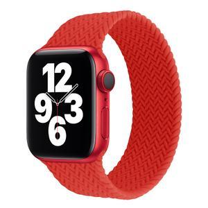 Ремешок COTEetCI W59 красный для Apple Watch 38/40mm (150)