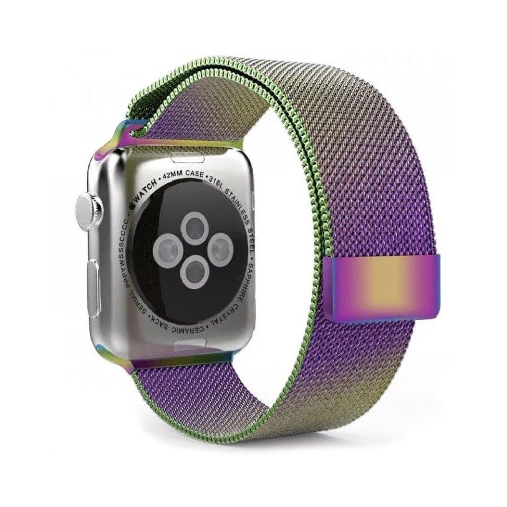 Ремешок Coteetci W6 разноцветный для Apple Watch 38/40 мм
