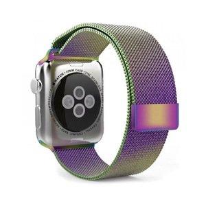 Ремешок Coteetci W6 разноцветный для Apple Watch 42/44 мм