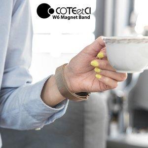 Ремешок Coteetci W6 розовое золото для Apple Watch 38/40 мм