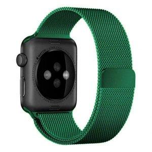 Ремешок Coteetci W6 зелёный для Apple Watch 42/44 мм