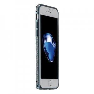 Бампер со стразами Coteetci Diamond черный для iPhone 7 Plus