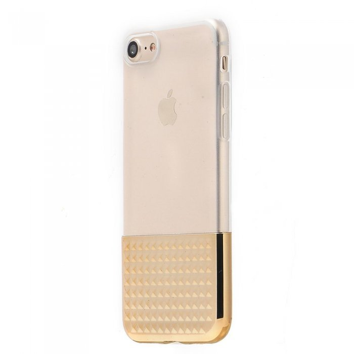 Силиконовый чехол Coteetci Gorgeous золотой для iPhone 8 Plus/7 Plus