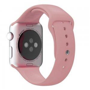 Ремешок для Apple Watch 42мм - Coteetci W3 розовый
