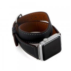 Ремешок для Apple Watch 42/44 мм - Coteetci W9 серый