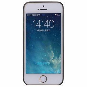 Чехол-накладка для Apple iPhone 5/5S - BASEUS Wing черный