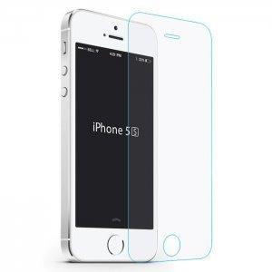 Защитное стекло BASEUS Ultrathin 0.2mm глянцевое для iPhone 5/5S/5C