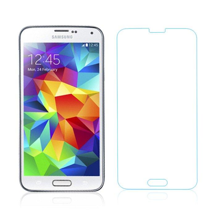 Защитная пленка Baseus глянцевая прозрачная для Samsung Galaxy S5