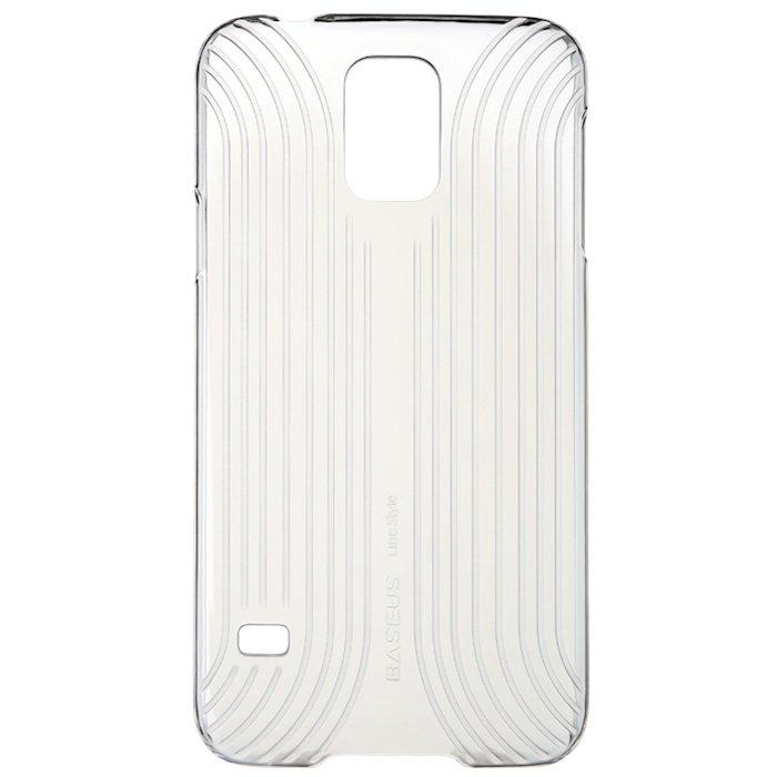 Чехол BASEUS Line Style прозрачный для Samsung Galaxy S5