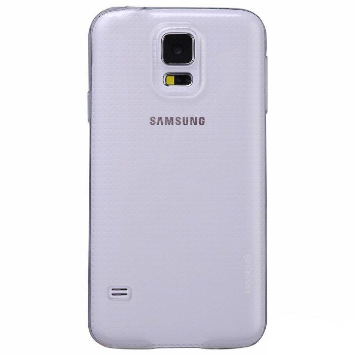 Чехол BASEUS Air прозрачный для Samsung Galaxy S5