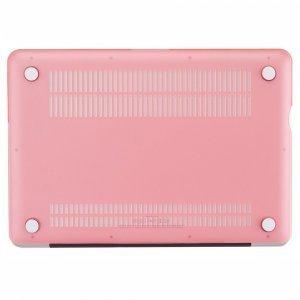 "Чехол-накладка для Apple MacBook Pro 13"" - Kuzy Rubberized Hard Case розовый"
