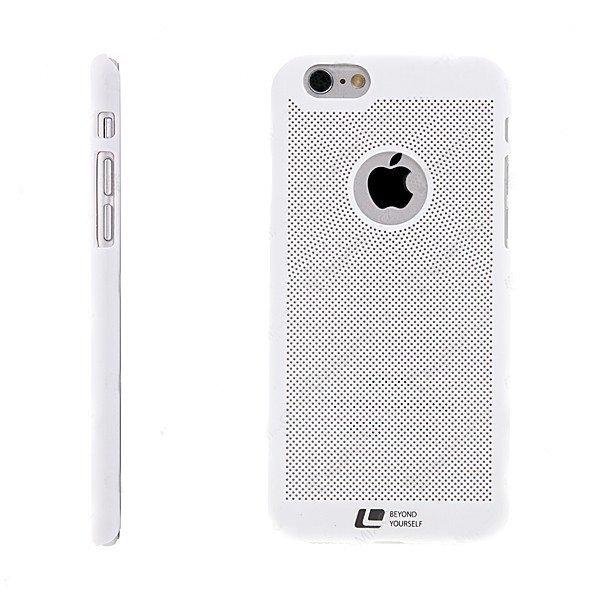 Чехол-накладка для Apple iPhone 6S/6 - LoopeeThin белый