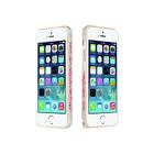 Чехол-бампер для Apple iPhone 5/5S - iBacks Cameo Flame серебристый