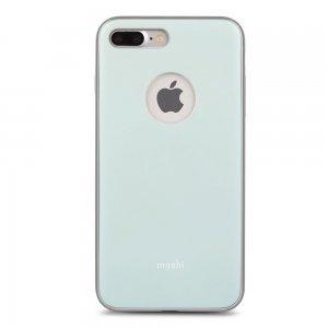 Защитный чехол Moshi iGlaze Snap-On голубой для iPhone 8 Plus/7 Plus