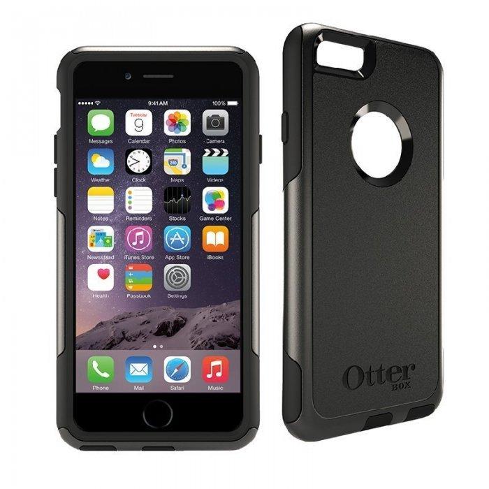 Чехол спорт и экстрим для Apple iPhone 6 - OtterBox Commuter черный