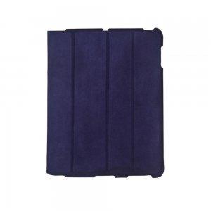 Чехол-книжка для Apple iPad 4/3/2 - Dublon Leatherworks Smart Perfect фиолетовый