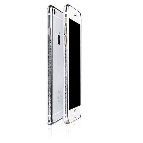 Чехол-бампер для iPhone 6 Plus/6S Plus - iBacks Venezia серый