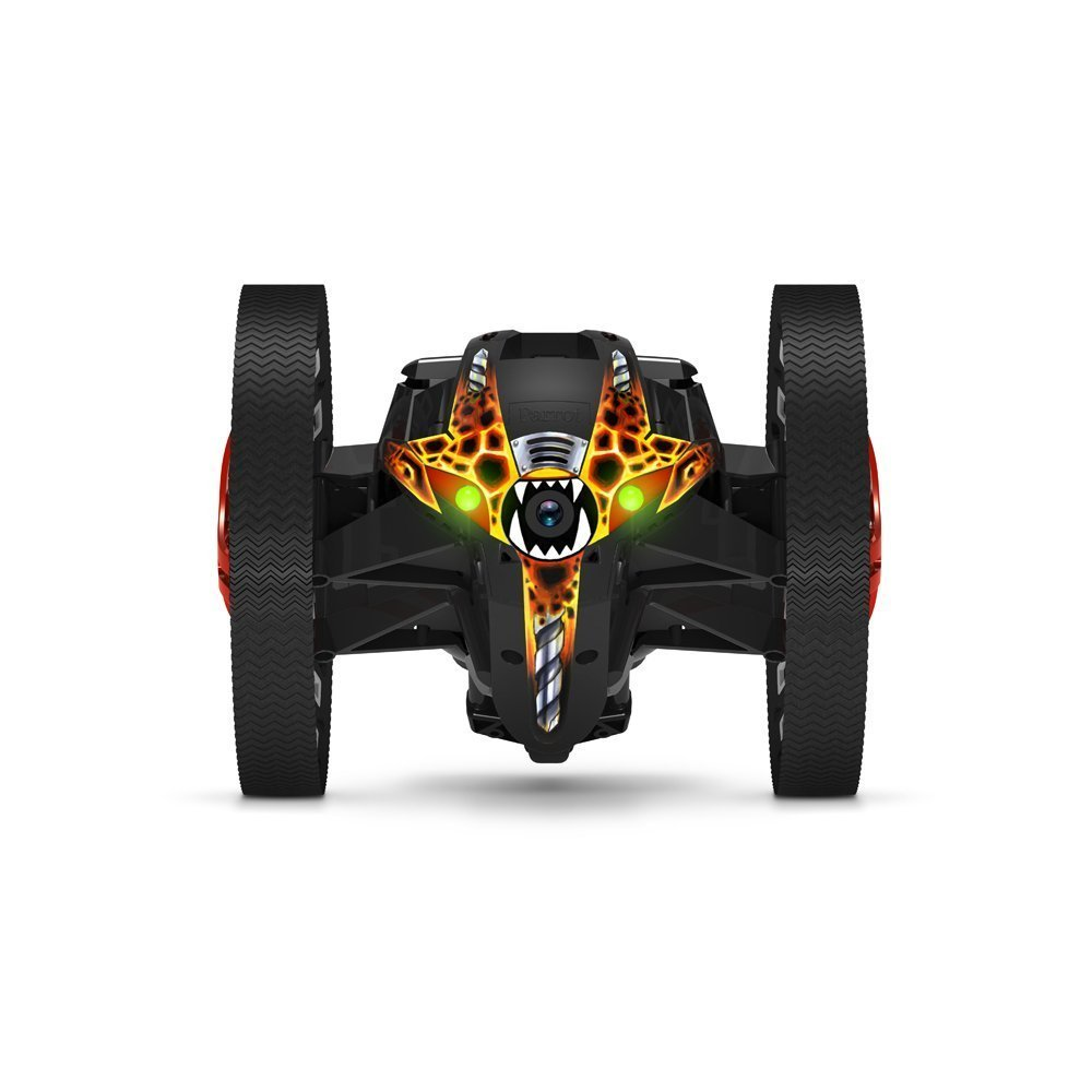 Мини-дрон Parrot Jumping Sumo чёрный